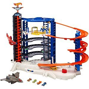 Check Out The Hot Wheels Super Ultimate Garage Play Set Fdf25 At