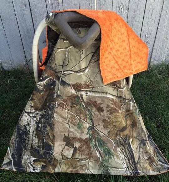 Car Seats Baby Camouflage, Camo Baby Car Seat Canopy
