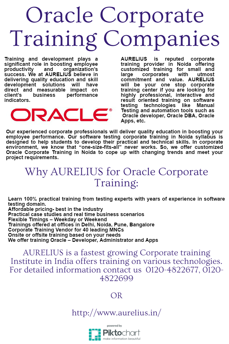 We at AURELIUS believe in delivering quality education and