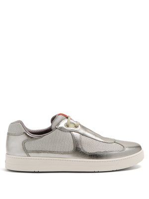 Nevada Bike low-top trainers Prada 5lTX5z