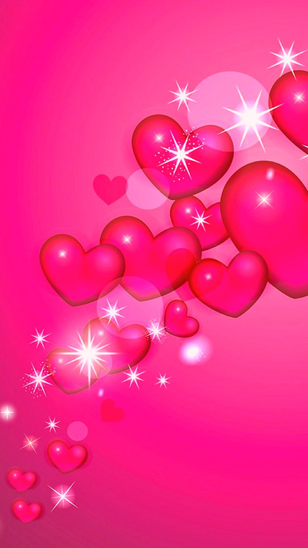 Valentines Day Hearts Wallpapers 1080x1920 Heart Wallpaper Valentines Day Hearts Love Wallpaper Download Heart wallpaper hd 1080p free download