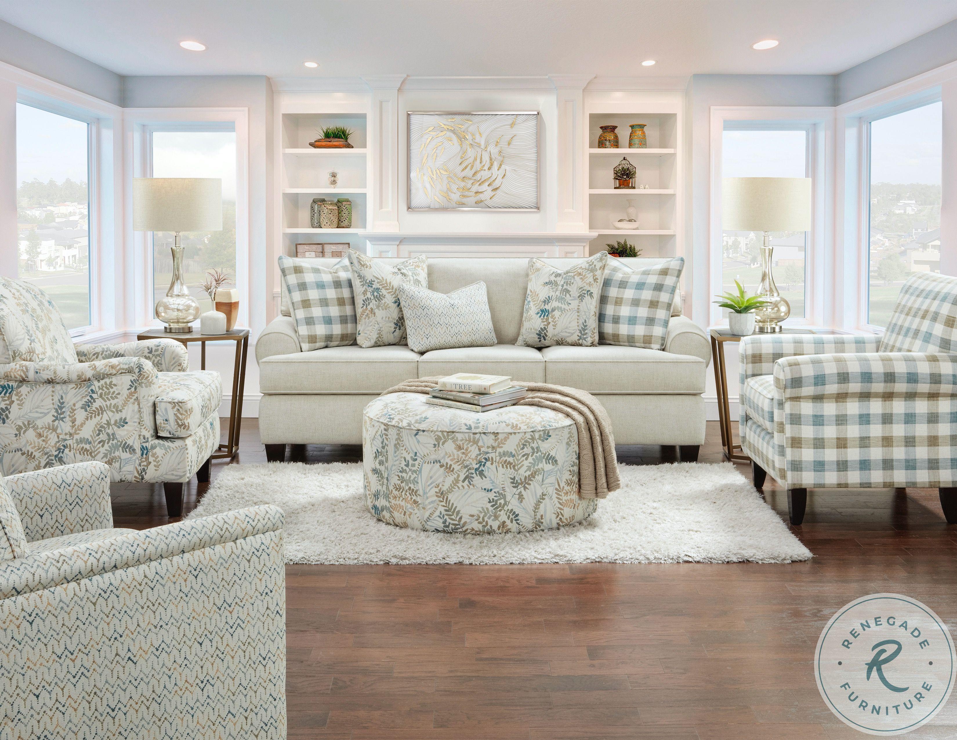 Bates Nickel Living Room Set In 2021 Beach Living Room Coastal Decorating Living Room Beach House Living Room