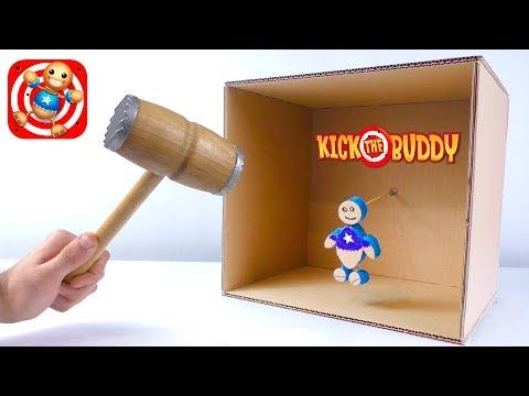 How to make a cartoon box video for youtube