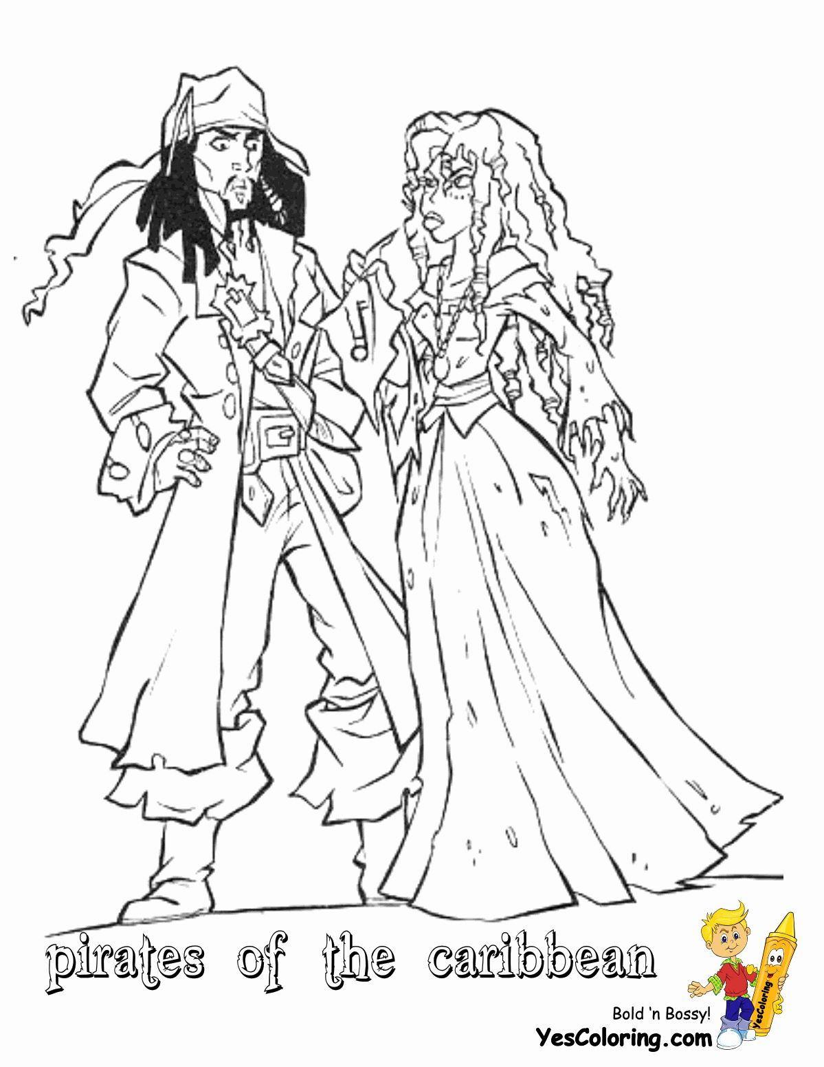 Pirates Of The Caribbean Coloring Page Lovely Pirates Caribbean Coloring Pages In 2020 Coloring Pages Disney Coloring Pages Pirate Coloring Pages