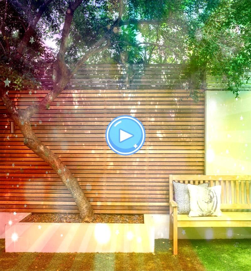 Pic landscape ideas fence Ideas There are a variety of wonderful options in which owning your first residence delivers the opportunity to peExcellent Pic landscape ideas...