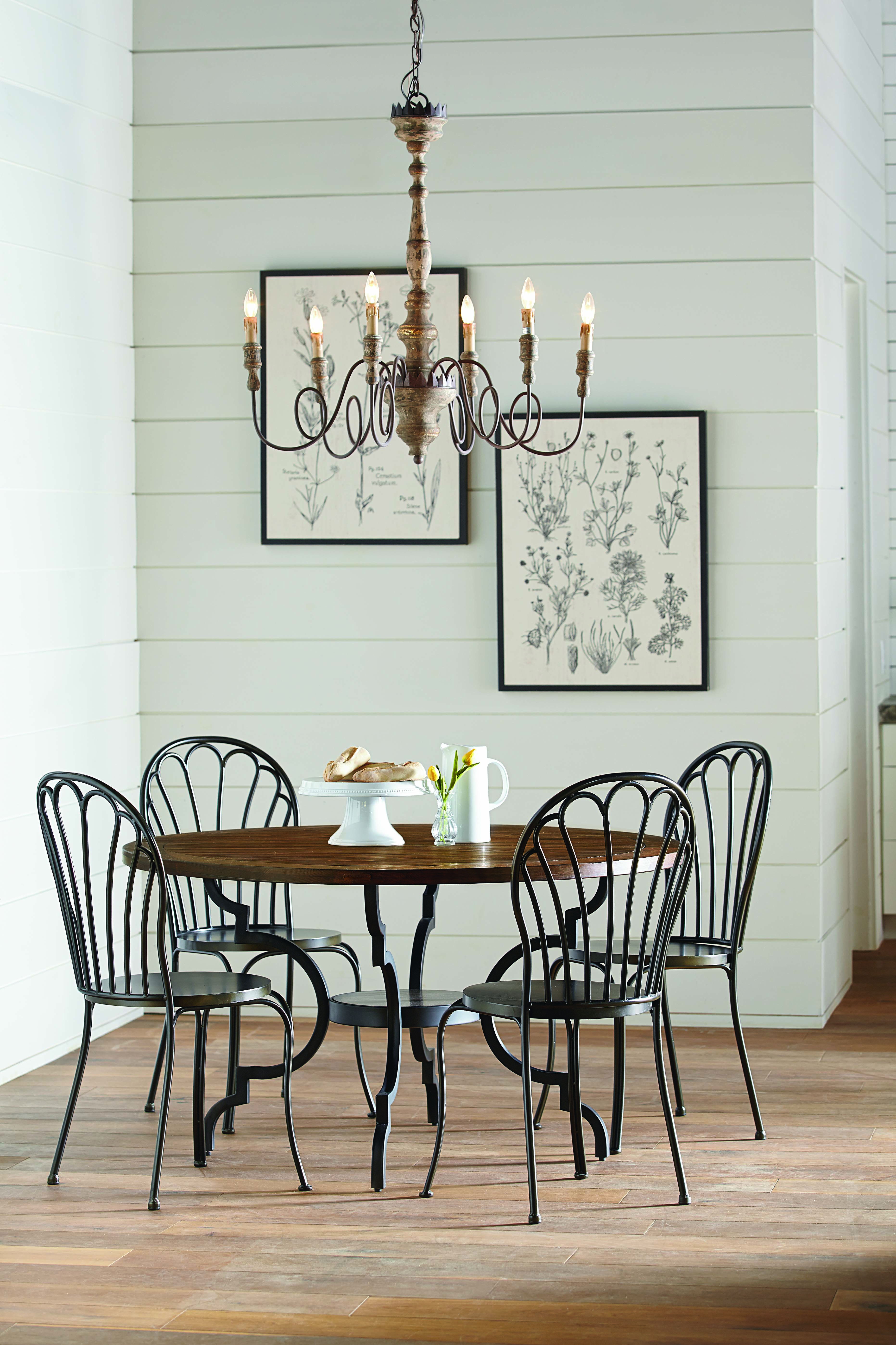 Magnolia Home Breakfast Table