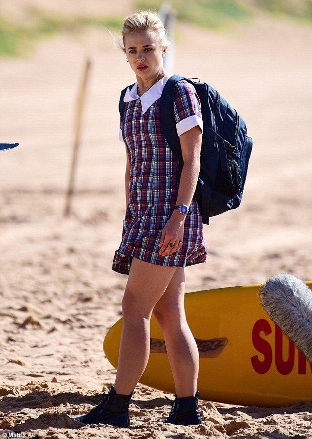 Summer bay high school dress up days