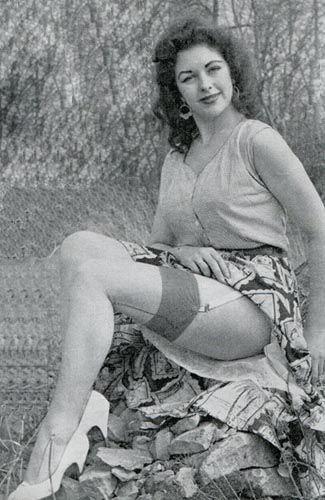 Consider, that Vintage stockings spick and span seems