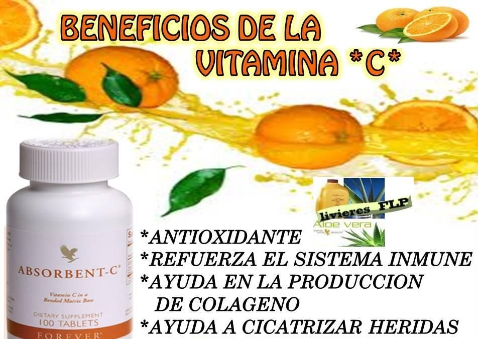 Vitamins C Forever Aloe Forever Living Products Natural Solutions