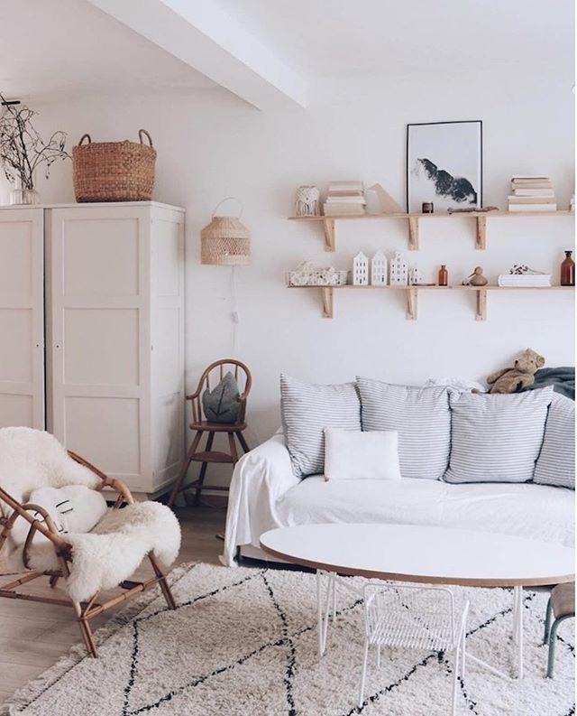 My Scandinavian Home Myscandinavianhome Instagram Photos And Videos Scandinavian Home Living Room Wood Living Room Scandinavian