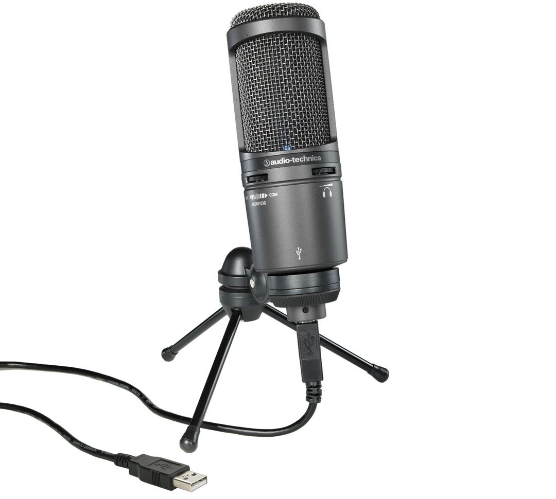 Review Audio Technica At2020usb Microphone Ask Dave Taylor Audio Technica Microphone Usb Microphone