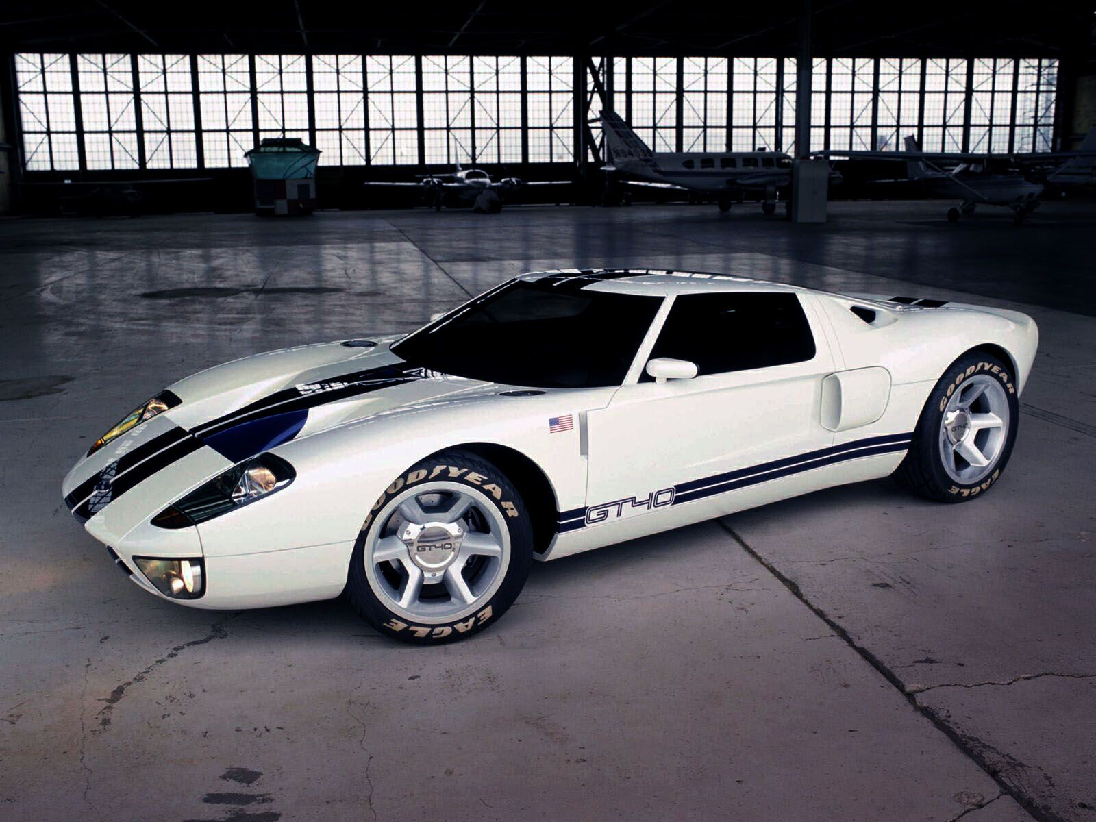 Ford Gt   Twin Turbo   Liter Supercharged V  Engine That Produces  Horsepower At  Rpm The Gt Has A   Mph Time Of