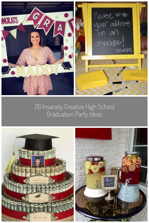 21 unserer Lieblings Abschlussfeier Ideen in diesem Jahr graduationparties 21 un…
