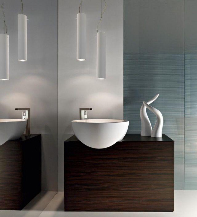 Vasque salle de bains originale en 25 idées de design unique | Salle ...