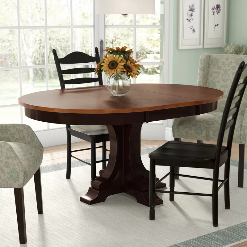 Alisha Extendable Dining Table Reviews Birch Lane In 2020 Dining Room Design Extendable Dining Table Dining Table Sale