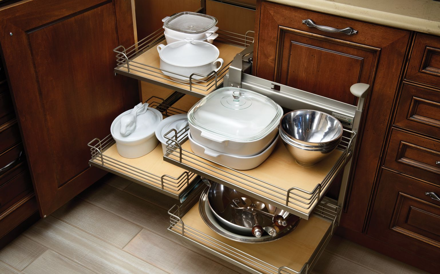 Magic Corner   Wood-Mode   Fine Custom Cabinetry