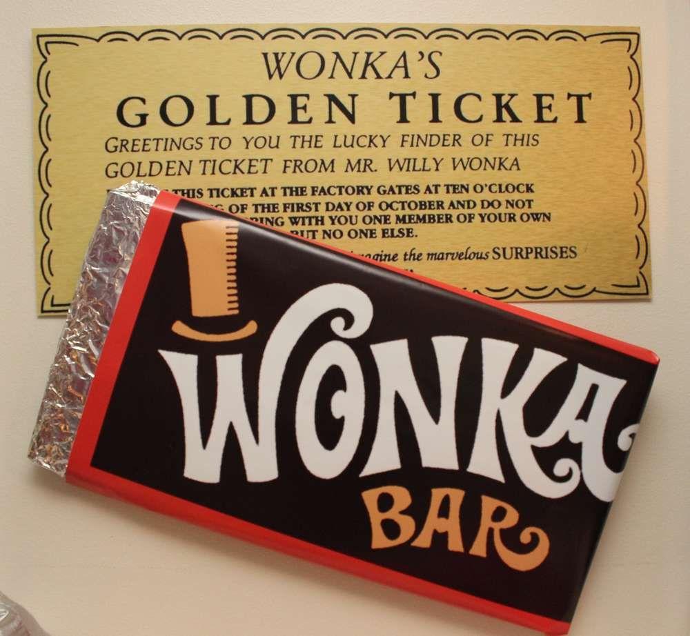 willy wonka choklad
