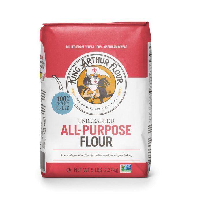 King Arthur Unbleached All-Purpose Flour 5 Lb