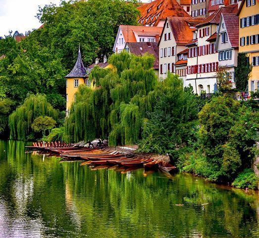 Tübingen- Germany