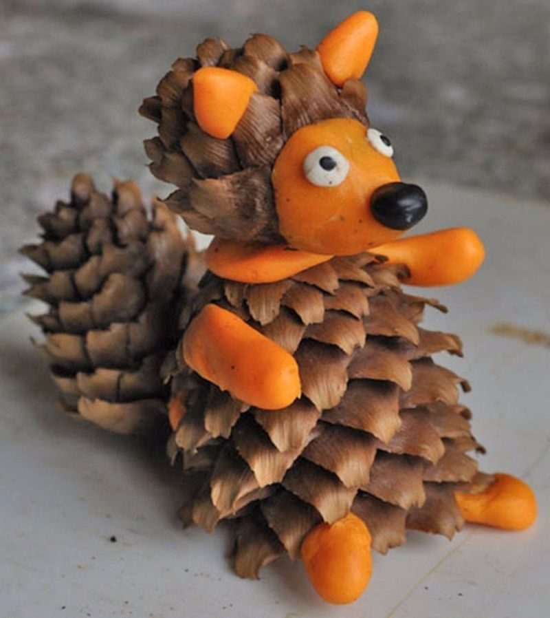 Pin by лариса on awnevi | Handmade christmas crafts, Fall ...