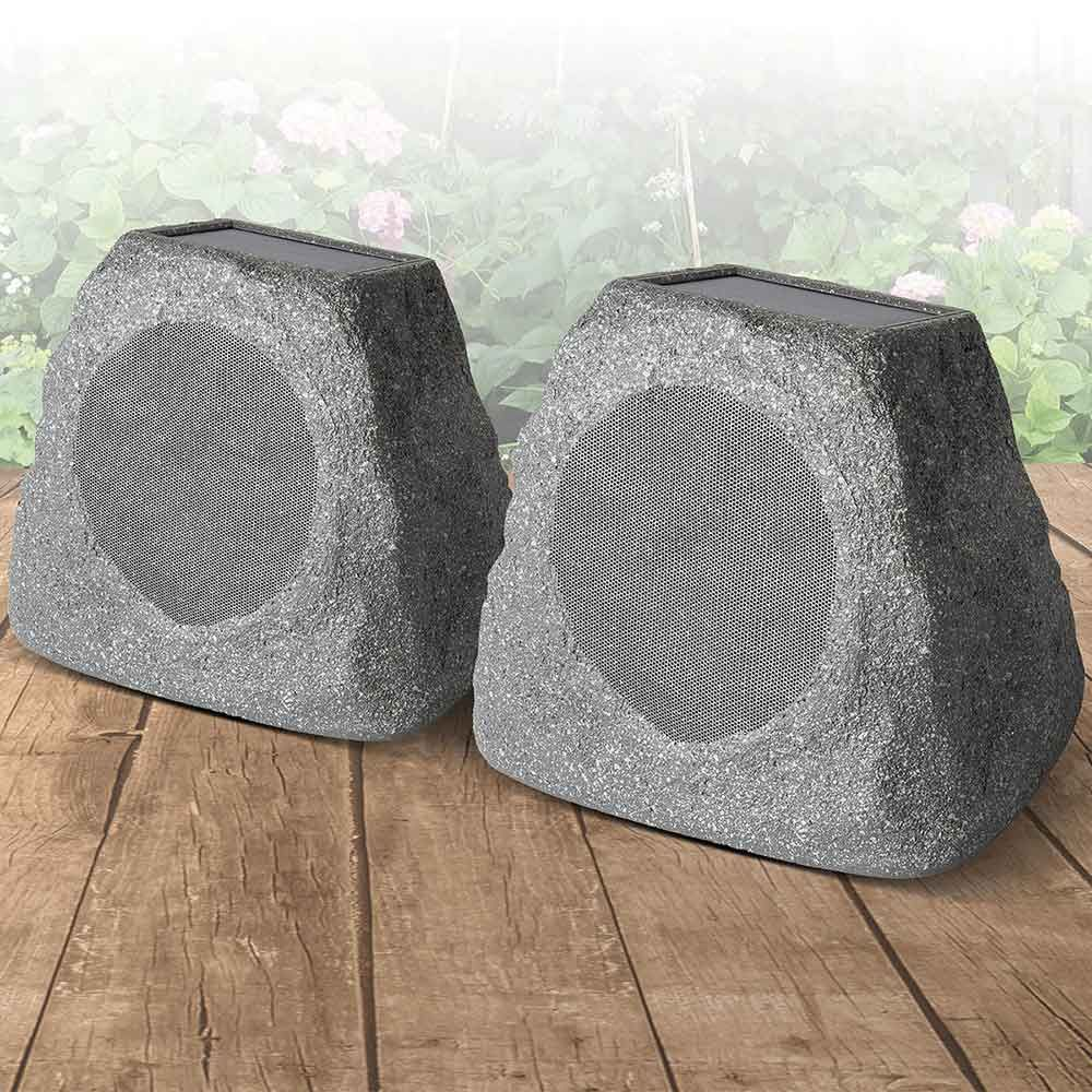 10 Outdoor Speakers For Great Backyard Tunes Outdoor Speakers Outdoor Speakers Backyards Backyard Speakers