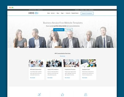 Check Out New Work On My Behance Portfolio Hrms Human Resource Management Responsive
