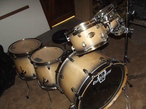 Drums Ludwig Epic Series 100 Yr Anniversary 6 Piece Drum Set