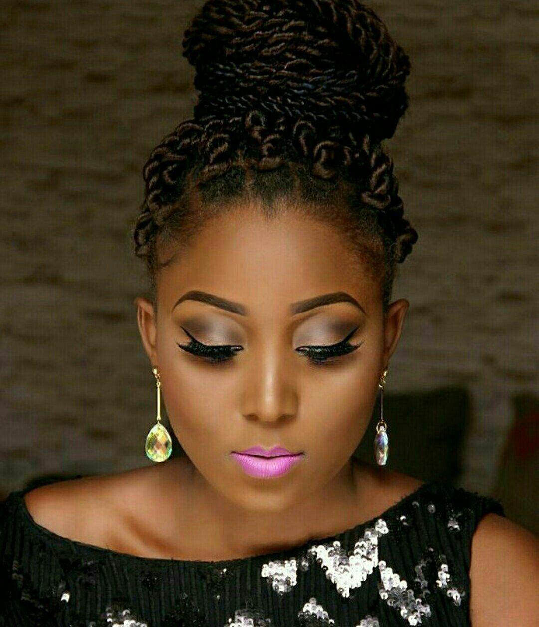 Pin by Teeka4 on Nigerian Makeup Artists Black natural
