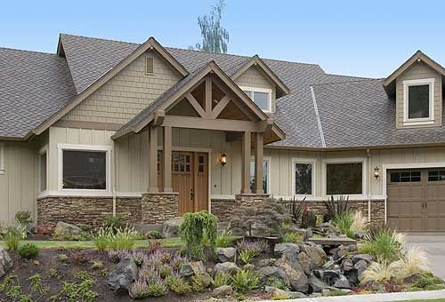 Plan 69002am Charming And Luxurious Craftsman Home Plan