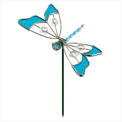 Bouncy Butterfly Garden Stake