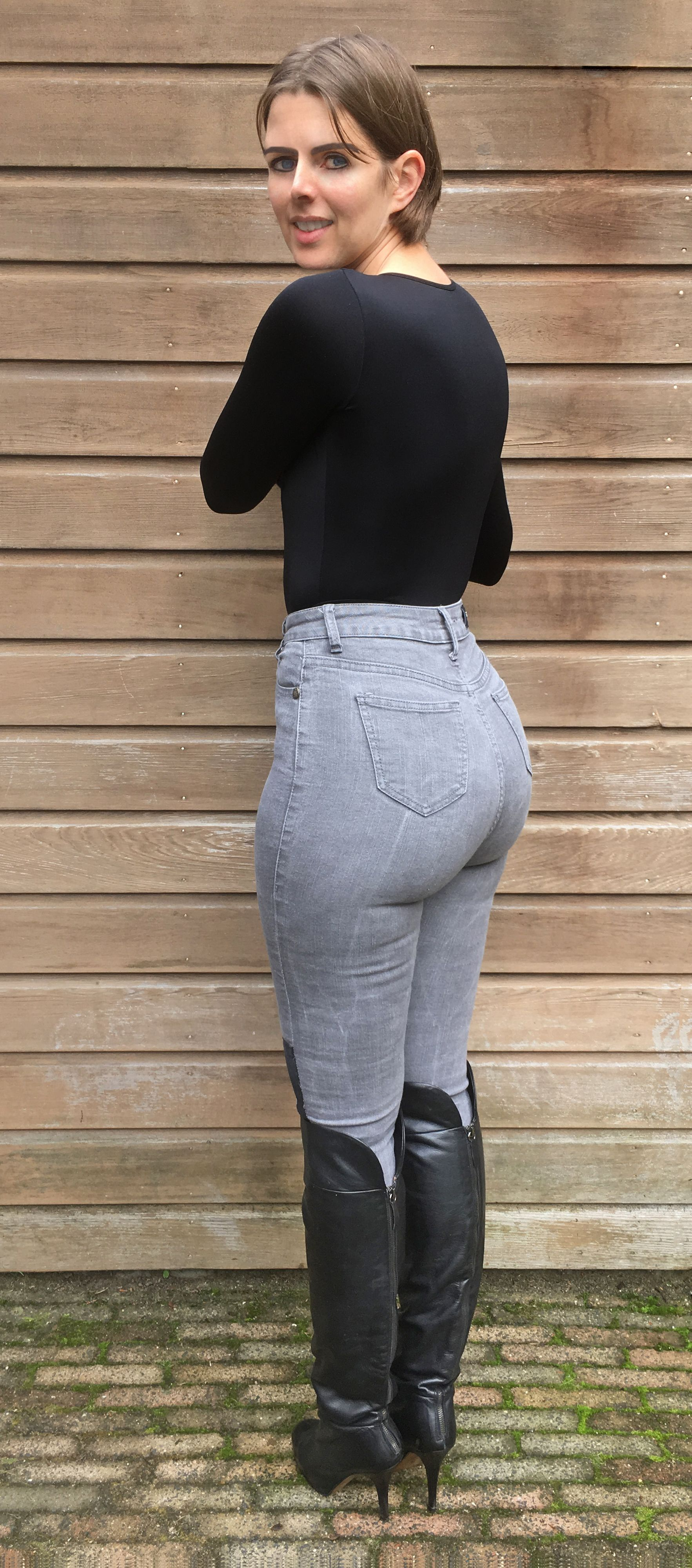 ass fucked in tights