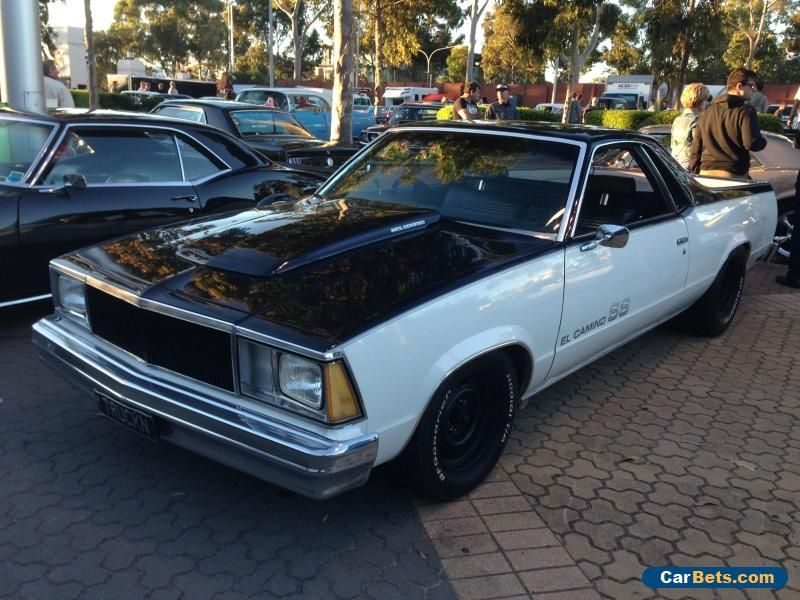 Car For Sale Chev El Camino Rhd 350 Chev Not Just Another