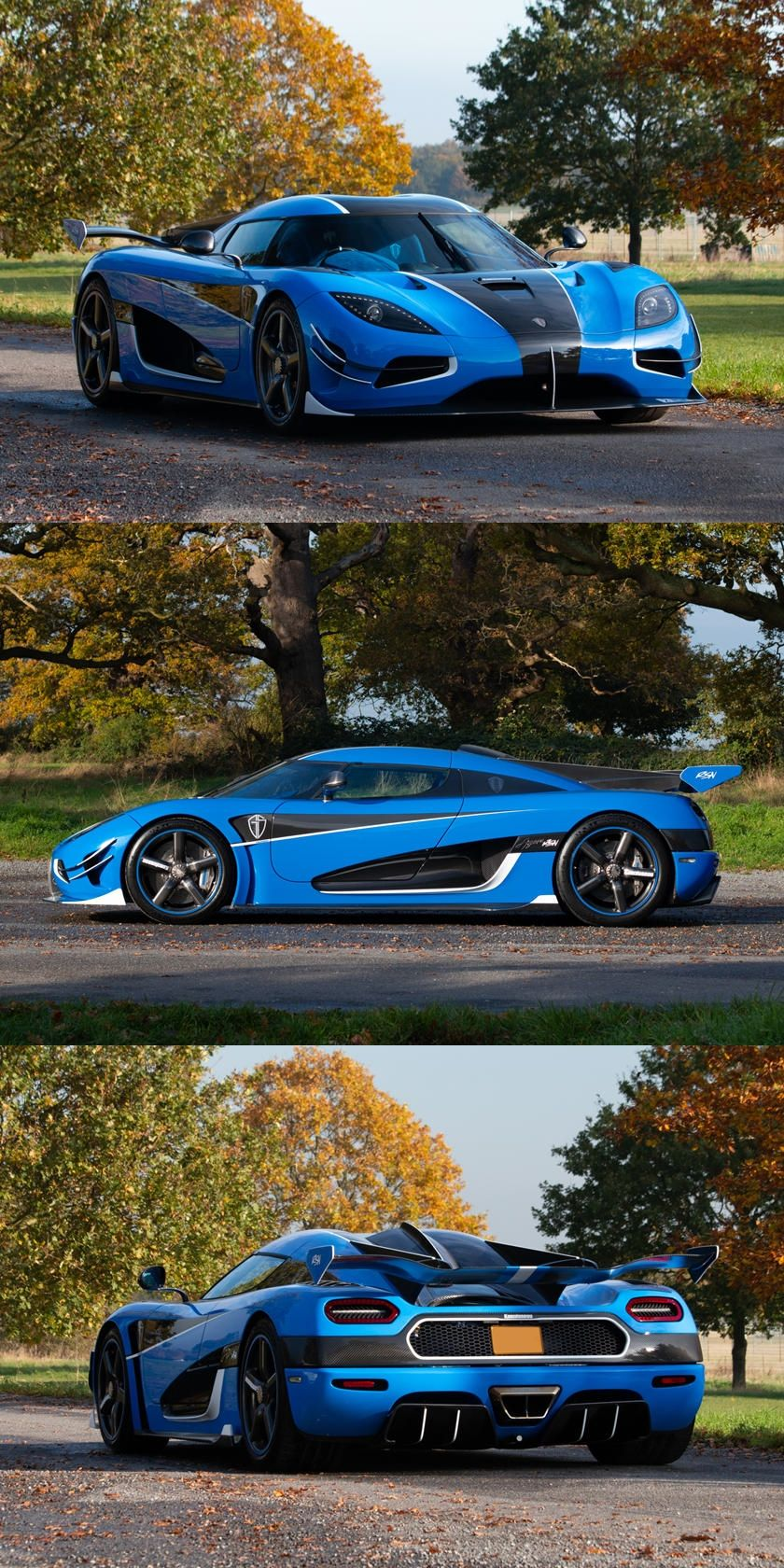 One Of One Koenigsegg Agera Rsn Is A 4 2m Slice Of History Ultra Rare Hypercar Is Up For Sale In 2020 Koenigsegg Fastest Production Cars Car Sketch