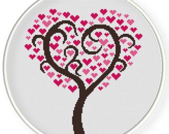 This PDF counted cross stitch pattern available for instant download.  ♡♡♡♡♡♡♡♡♡♡♡♡♡♡ SENDING / RECEIVING: Instant Download! The file / link will be