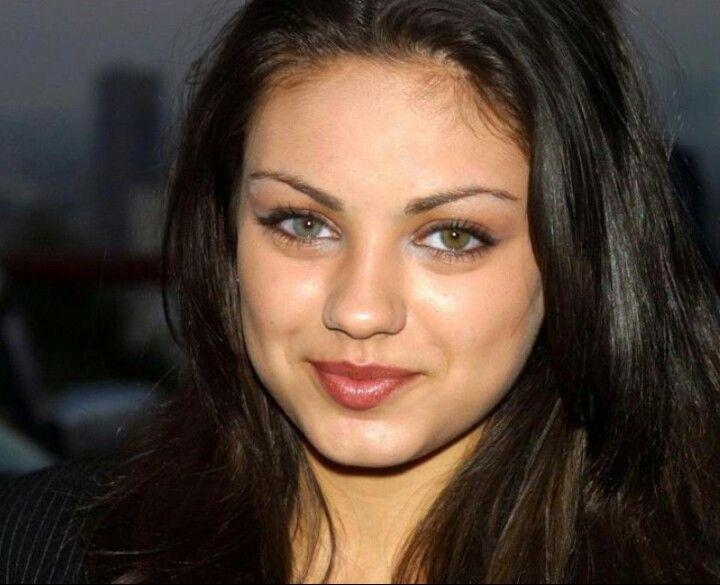 Mila Kunis Smoky Eyes Makeup Tutorial Eman