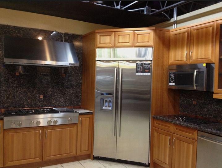 Corner Refrigerator Lglimitlessdesign Contest Kitchen Corner Kitchen New Kitchen