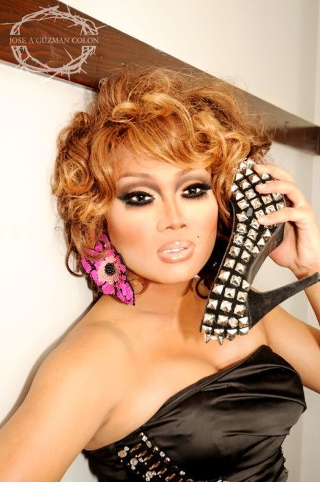 Jujubee Drag Queen Jujubee Because Im A Drag Queen Stuck In A