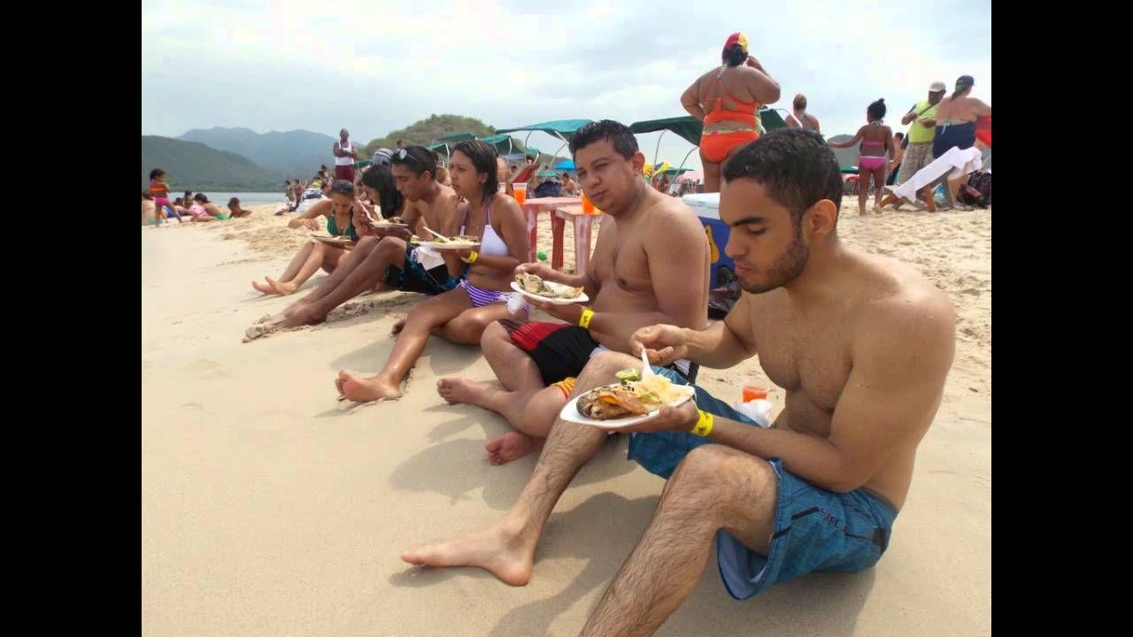 Excursión Pilve Puerto La Cruz 2015