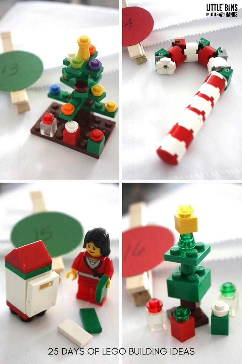Lego advent calendar days christmas countdown