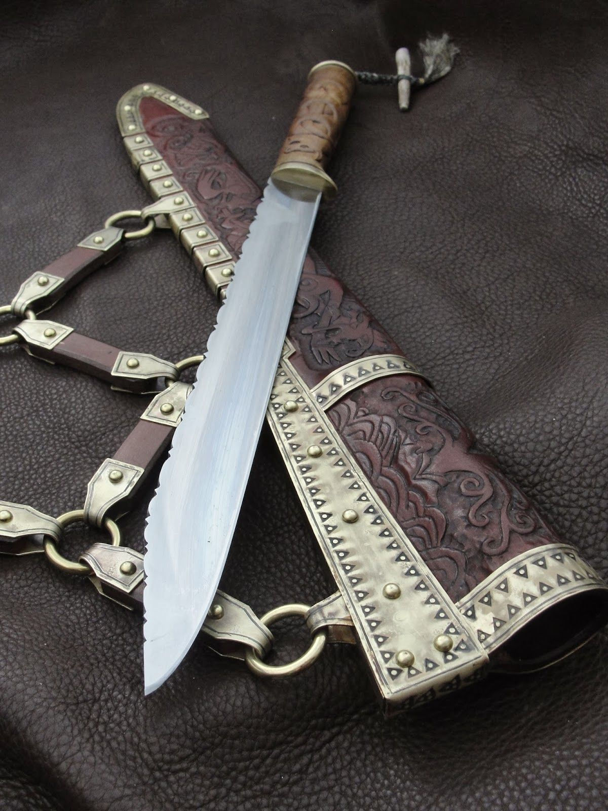 Seax by Hopkins Forge