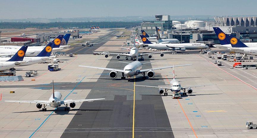 Frankfurt Airport registers new passenger record in June