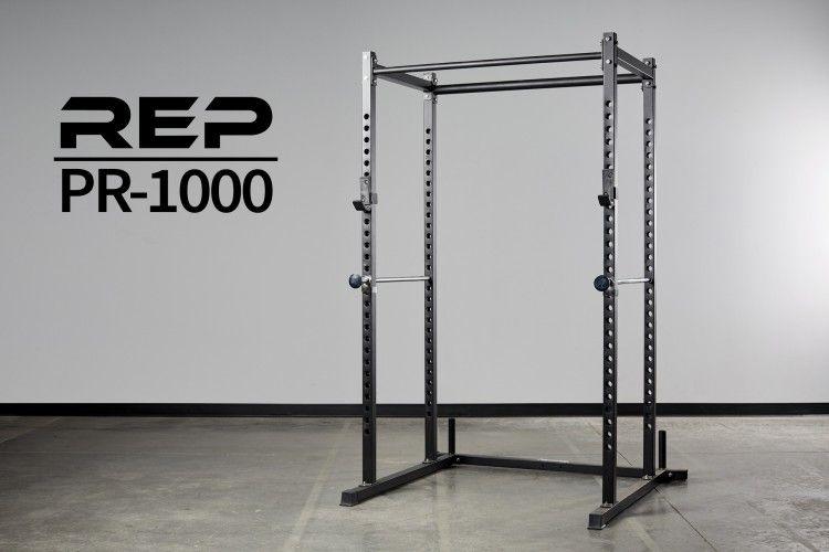 Rep pr1000 home gym power rack power rack garage gym