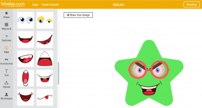 Emoji Maker App How To Create Your Own Emojis Avatoon In 2020 Emoji Maker App Emoji Create Your Own