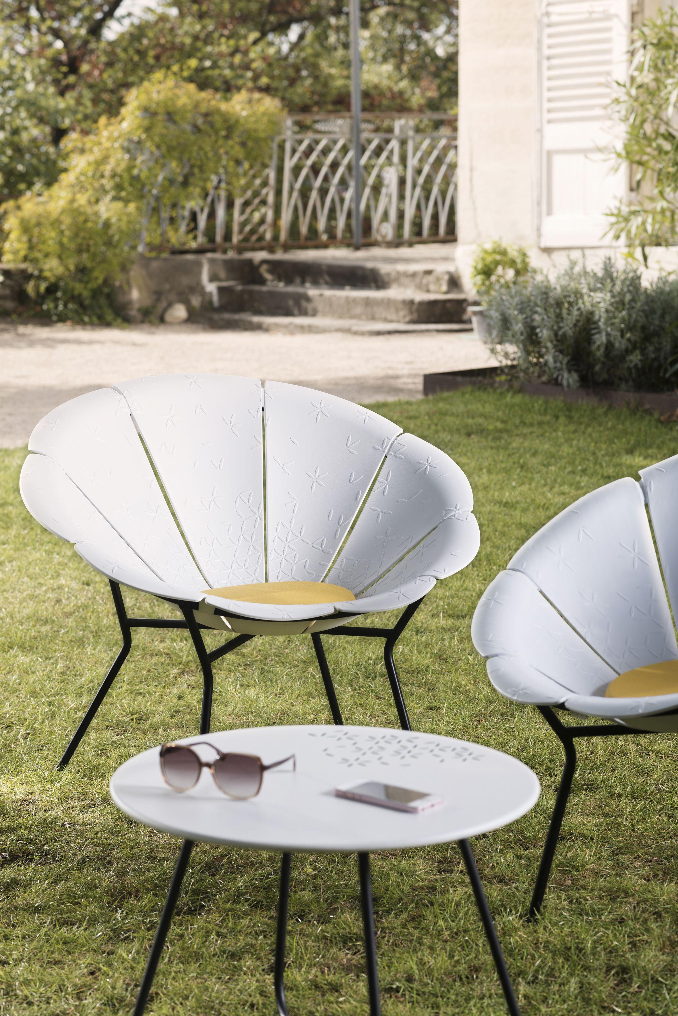 GROSFILLEX ORIGINAL / RÉÉDITION VINTAGE | Table basse jardin ...