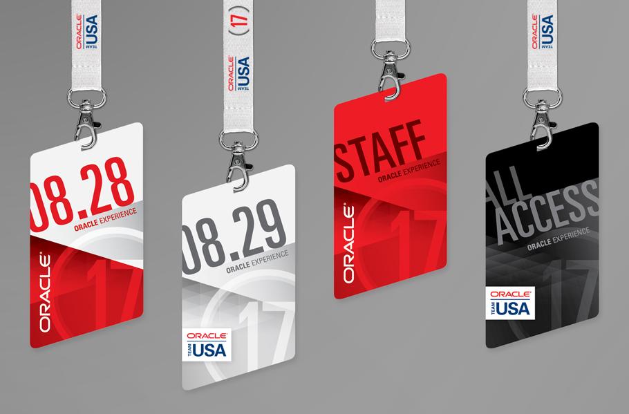 UCllc / 2014 Brand New Conference Identity |Creative Name Badge Designs