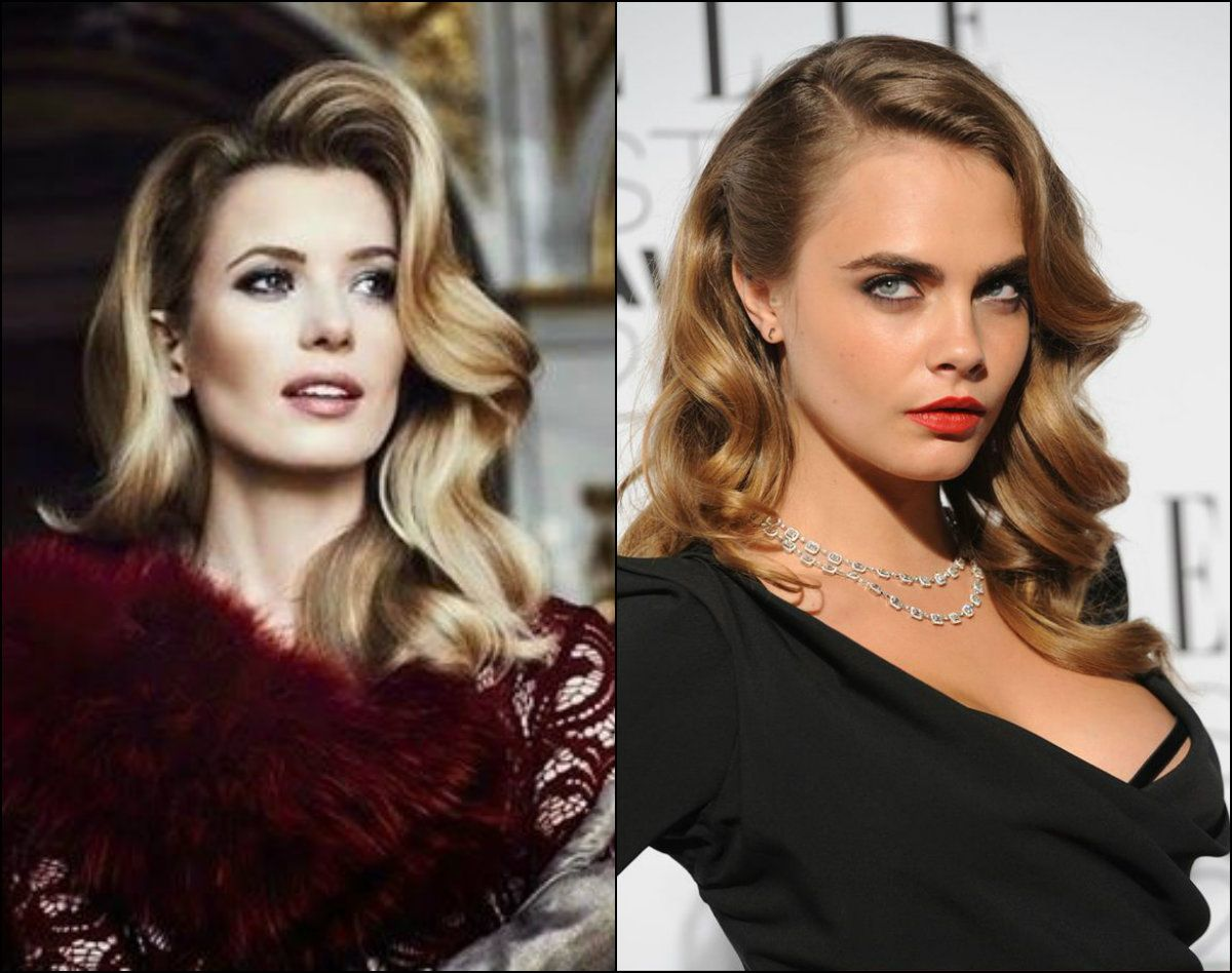 amazing hairstyles for new year 2018! | hollywood waves | pretty