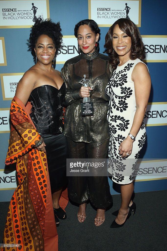 1da8e2e3887 Rhonda Ross Kendrick, Tracee Ellis Ross, and SVP, Drama Development at ABC  Studios