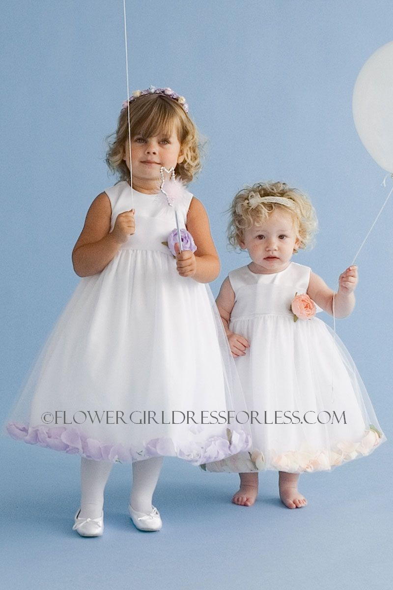 705 - US Angel Flower Girl Dress Style 705 - BUILD YOUR OWN DRESS ...