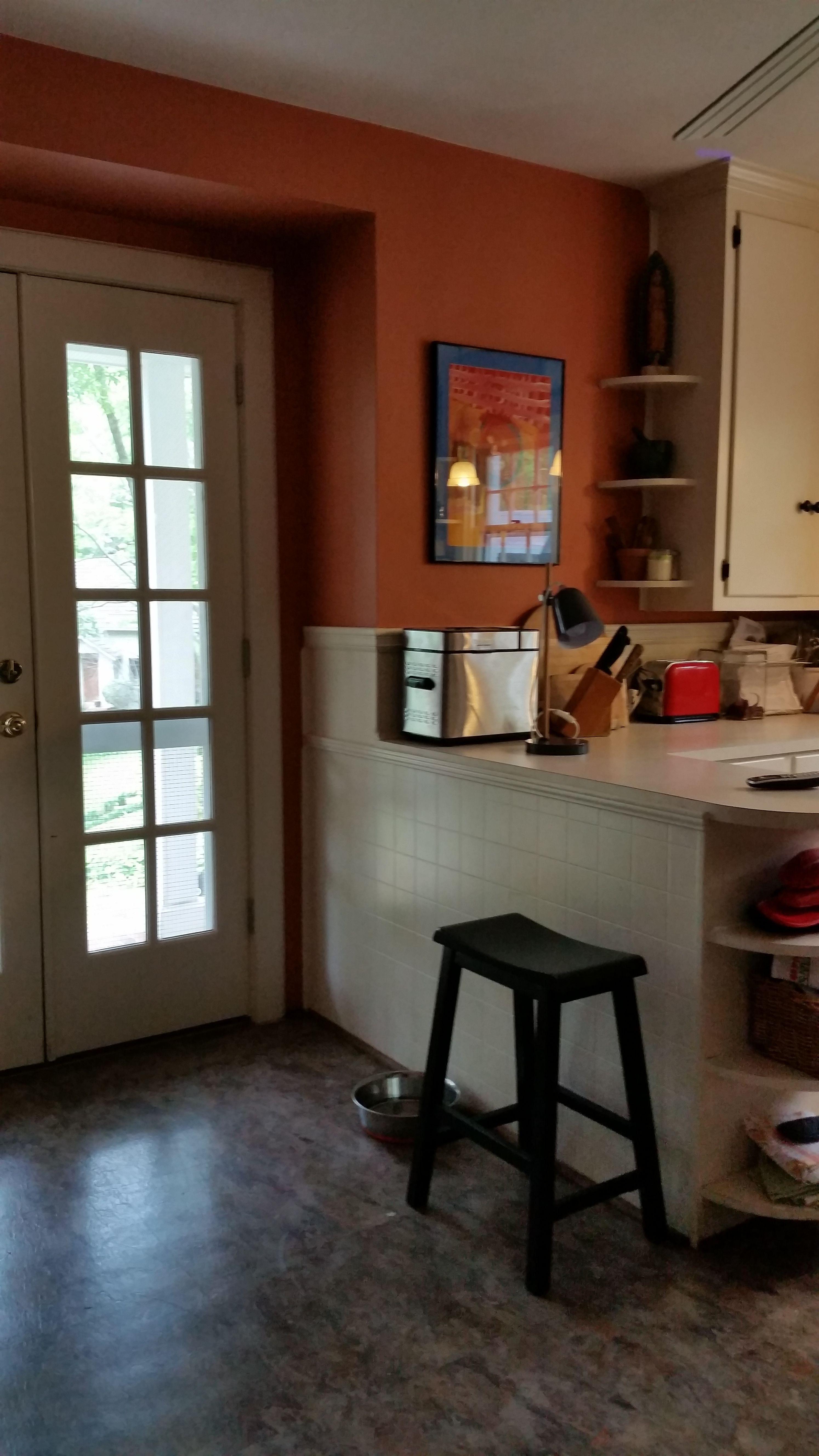Kitchen living room window  kitchen before  kitchendining reno  pinterest  kitchen dining