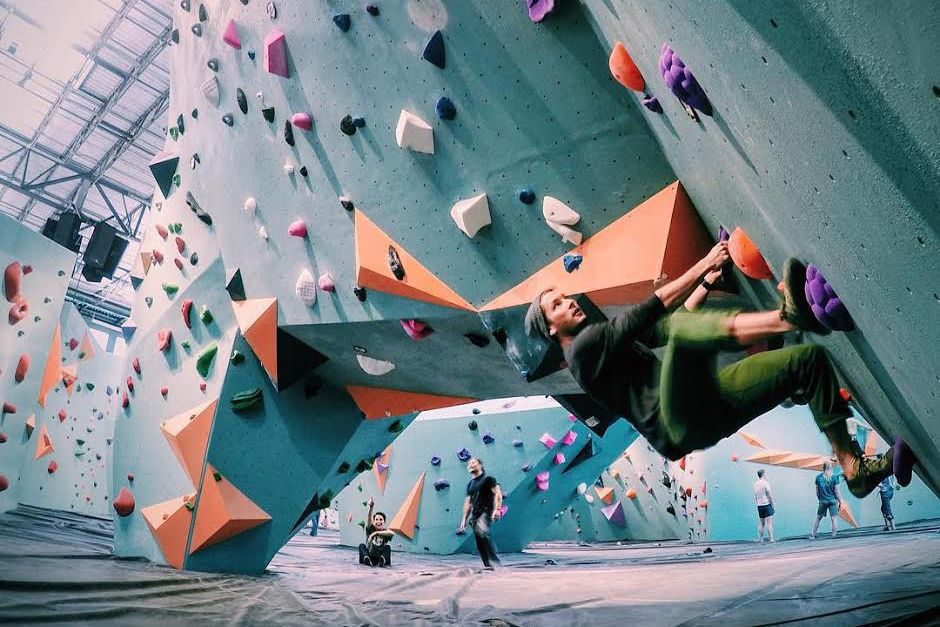 No Ropes Add Sauna The Latest Trend In Climbing Gyms Bouldering Gym Rock Climbing Gym Bouldering
